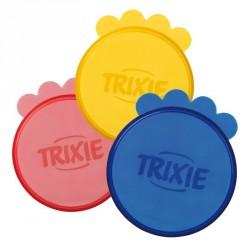 Trixie Dosendeckel für kleine Dosen ,400 g, 3er-Pack