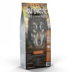 Wolf's Nature Adult Wilder Büffel